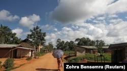 Umujyi wa Beni mu burasirazuba bwa Congo