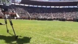 Zimbabweans Mark 36 Years of Independence