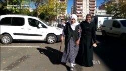 Turkey Woman Voter