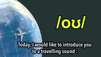 How to Pronounce: /oʊ/ a travelling sound