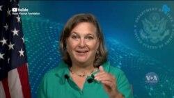 Вікторія Нуланд заявила, що Україна є пріоритетом для США. Відео