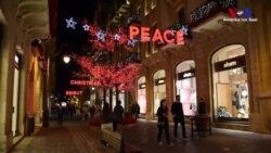 Beyrut'ta Siyasi Krizin Gölgesinde Noel Hazırlığı