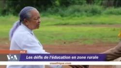 Le défis de l'éducation en zone rurale en Centrafrique
