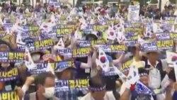 南韓總統為部署反導系統決定辯護