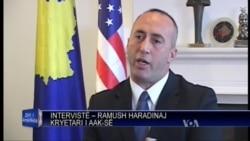Intervistë me Ramush Haradinaj