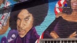Yasadışı Grafitilere Karşı Duvar Resmi