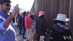 德州边境居民就中美洲移民大军发声