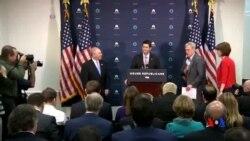 2015-11-18 美國之音視頻新聞: 奧巴馬說拒絕敘利亞難民違背美國價值觀