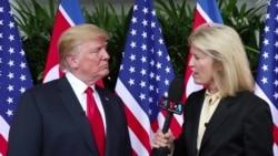 "Trump: ""Vamos a desnuclearizar Corea del Norte"""