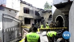 290 Dead in Easter Blasts at Sri Lankan Churches, Hotels