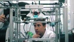 Українська технологія друку кісток людини незабаром з'явиться в американських лікарнях. Відео