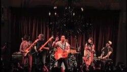 کنسرت گروه کیوسک در لندن