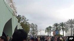 Mji wa Tripoli unavyoonekana katika picha