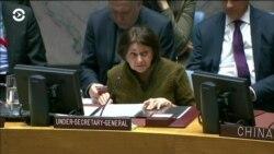Позиция РФ по Донбассу не нашла поддержки в СБ ООН
