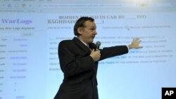 Wikileaks oo Dokumentiyo hor leh Shaacisay