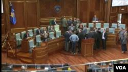 Kosova parliament