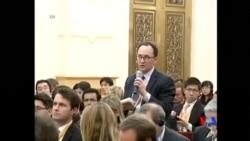 2014-11-13 美國之音視頻新聞: 紐約時報強調不會改變對華報導方式