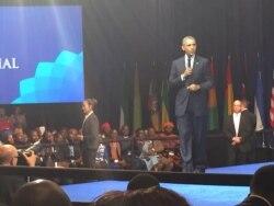Jovens YALI reagem a mensagem de Barack Obama