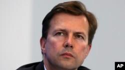 Steffen Seibert, chef et porte-parole du gouvernement fédéral allemand