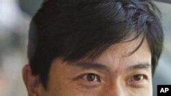 ມະຫາເສດຖີພັນລ້ານ ອັນດັບນຶ່ງຂອງຈີນ ທ່ານ Robin Li, ຜູ້ຮ່ວມກໍ່ຕັ້ງກົນໄກຊອກຄົ້າຫາຂໍ້ມູນທາງອິນເຕແນັທ Baidu. (AP Photo/Nati Harnik)