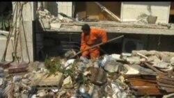 2012-03-19 粵語新聞: 目擊者說大馬士革重要街區發生激烈交火