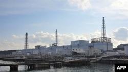 Lò phản ứng số 1 của nhà máy điện hạt nhân bị hư hỏng nặng tại thị trấn Okuma trong tỉnh Fukushima