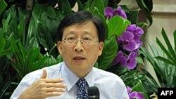 台湾前行政院长刘兆玄(档案照片)