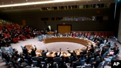 Dewan Keamanan PBB akan bersidang hari Selasa (6/9) untuk membahas peluncuran rudal terbaru Korea Utara (foto: dok).