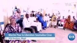 Marche pour la libération de Soumaïla Cissé.
