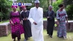 VOA60 AFIRKA: Shugaba Muhammad Buhari Ya Kara Jaddadawa Godiyarsa Ga Allah