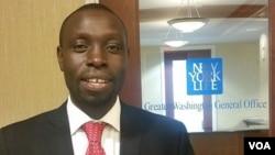 George Mahwende of New York Life.