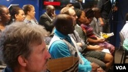Report on Zimbabweans Living in USA Filed By Ndimyake Mwakalyelye