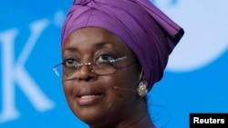 Ministar Man Fetur ta Najeriya Diezani Alison-Madueke