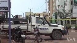 Reprise timide des activités à Ouagadougou (vidéo)
