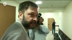 Киевский суд освободил главреда «РИА Новости Украина» Вышинского