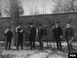 Engineering students at Yale University, including Luk Wing Chuan (Manuscripts and Archives, Yale University Library - accessed on cemconnections.org)