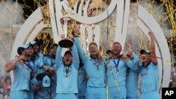ورلڈ کپ کی فاتح ٹیم، انگلینڈ