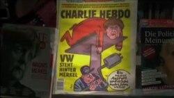 انتشار نسخه آلمانی «شارلی ابدو» دو سال پس از حمله تروریستی