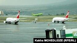 Аэропорт в Тбилиси
