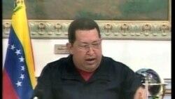 2012-04-08 粵語新聞: 查韋斯到古巴接受第三輪癌症放射治療