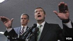El senador de Dakota del Norte, Kent Conrad, anunció que no se presentará a las elecciones de 2012.