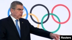 Presiden Komite Olimpiade Internasional (IOC) Thomas Bach. (Foto: dok).