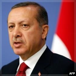 Bosh vazir Rajab Toyib Erdog'an