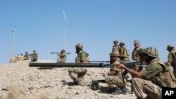 سرحد پر فوجی رابطہ مراکز کی تعداد میں اضافہ