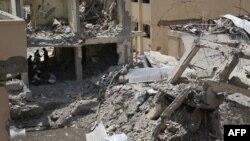 ساحه انفجار روز چهارشنبه در کابل