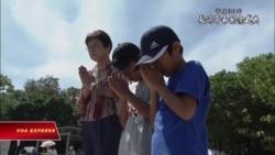 Tưởng niệm 73 năm Nagasaki trúng bom nguyên tử