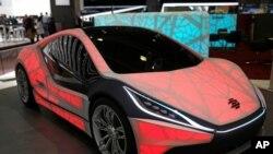 نمایشگاه جهانی خودروی ژنو