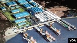 俄羅斯智庫戰略與技術分析中心在博客上發表的X-52船廠3D效果圖。
