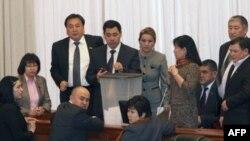 Парламентская коалиция Кыргызстана
