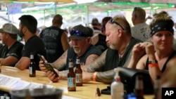 Skup motorista u Južnoj Dakoti (Foto: AP)